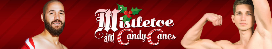 Mistletoe & Candy Canes Discount